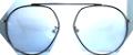 Clear Eye Glass Frame- Code- E24 (#100)