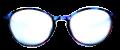 Clear Eye Glass Frame- Code- E3 (#014)