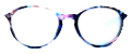 Clear Eye Glass Frame- Code- E3 (#015)
