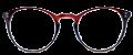 Clear Eye Glass Frame- Code- E9 (#048)