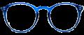 Clear Eye Glass Frame- Code- E9 (#049)