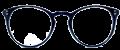 Clear Eye Glass Frame- Code- E9 (#050)