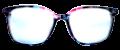 Clear Eye Glass Frame- Code- E4 (#019)