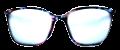 Clear Eye Glass Frame- Code- E4 (#020)