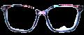 Clear Eye Glass Frame- Code- E4 (#022)