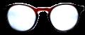 Clear Eye Glass Frame- Code- E10 (#056)