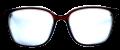 Clear Eye Glass Frame- Code- E4 (#025)