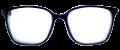 Clear Eye Glass Frame- Code- E5 (#026)