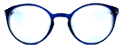 Clear Eye Glass Frame- Code- E11 (#061)