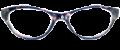 Clear Eye Glass Frame- Code- E13 (#066)