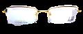 Clear Eye Glass Frame– Code P2 (#002)
