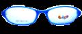 Baby Clear Eye Glass- Code B19 (#026)