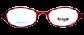 Baby Clear Eye Glass- Code B18 (#025)