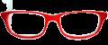 Baby Clear Eye Glass- Code B18 (#023)