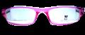 Baby Clear Eye Glass- Code B17 (#021)