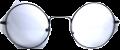 Clear Eye Glass Frame- Code- E26 (#107)