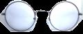 Clear Eye Glass Frame- Code- E26 (#106)