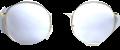 Clear Eye Glass Frame- Code- E26 (#105)