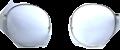 Clear Eye Glass Frame- Code- E26 (#104)
