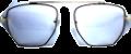 Clear Eye Glass Frame- Code- E25 (#103)