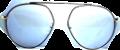 Clear Eye Glass Frame- Code- E24 (#098)