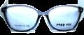 Clear Eye Glass Frame- Code- E23 (#097)