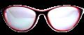 Clear Eye Glass Frame- Code- E22 (#096)