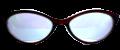 Clear Eye Glass Frame- Code- E22 (#094)