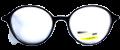 Clear Eye Glass Frame- Code- E21 (#091)