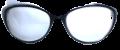 Clear Eye Glass Frame- Code- E20 (#089)