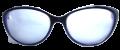 Clear Eye Glass Frame- Code- E20 (#088)
