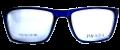 Clear Eye Glass Frame- Code- E19 (#085)