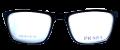 Clear Eye Glass Frame- Code- E19 (#084)