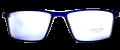 Clear Eye Glass Frame- Code- E17 (#081)