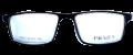 Clear Eye Glass Frame- Code- E15 (#074)