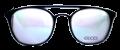 Clear Eye Glass Frame- Code- E6 (#031)