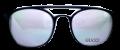 Clear Eye Glass Frame- Code- E6 (#034)