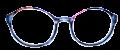Clear Eye Glass Frame- Code- E1 (#002)