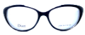 Clear Eye Glass Frame- Code- E14 (#067)