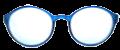 Clear Eye Glass Frame- Code- E1 (#005)