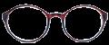 Clear Eye Glass Frame- Code- E1 (#006)