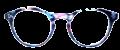 Clear Eye Glass Frame- Code- E8 (#038)