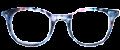 Clear Eye Glass Frame- Code- E2 (#007)