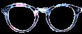 Clear Eye Glass Frame- Code- E8 (#039)