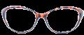 Clear Eye Glass Frame- Code- E14 (#071)
