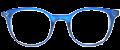 Clear Eye Glass Frame- Code- E2 (#008)