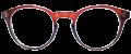 Clear Eye Glass Frame- Code- E8 (#041)
