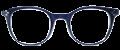 Clear Eye Glass Frame- Code- E2 (#010)