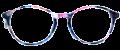 Clear Eye Glass Frame- Code- E3 (#012)