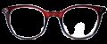 Clear Eye Glass Frame- Code- E2 (#011)